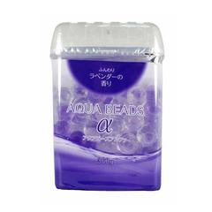 Арома-поглотитель запаха Nagara Aqua Beads гелевый с ароматом лаванды 360 гр