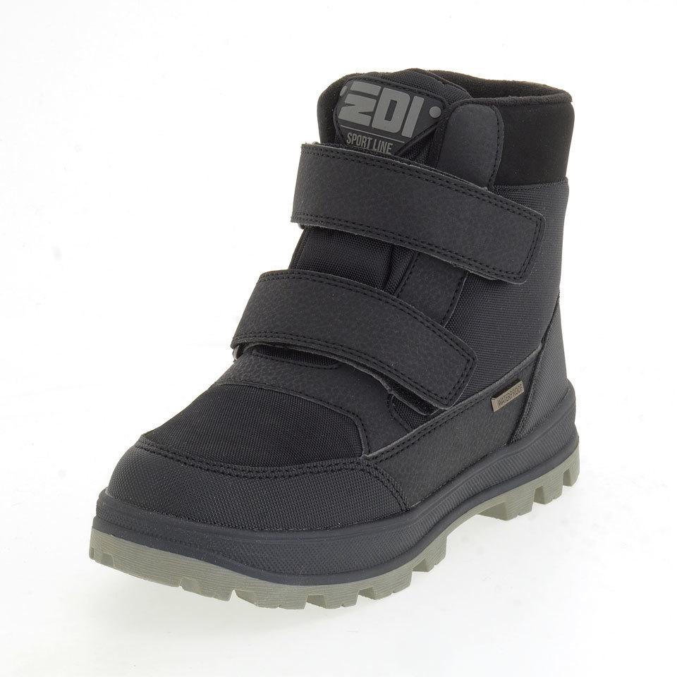 Ботинки INDIGO KIDS _ 77-0010А/8 черный