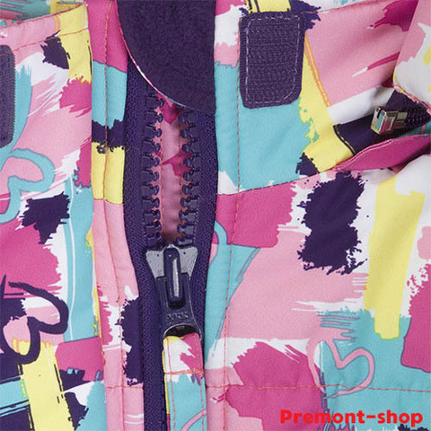 Канадский комплект Monty by Premont TW37105 Pink