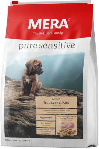 Mera Pure Sensitive  Junior Truthahn&Reis