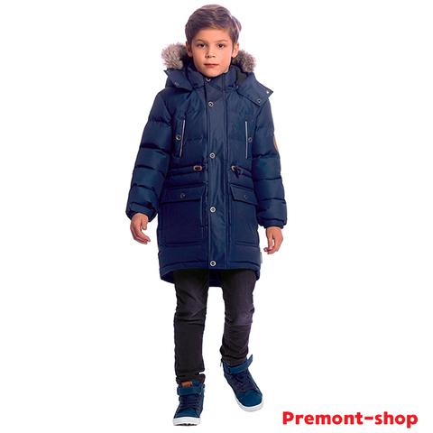 Зимняя парка Premont Бухта Джервис WP92476 BLUE