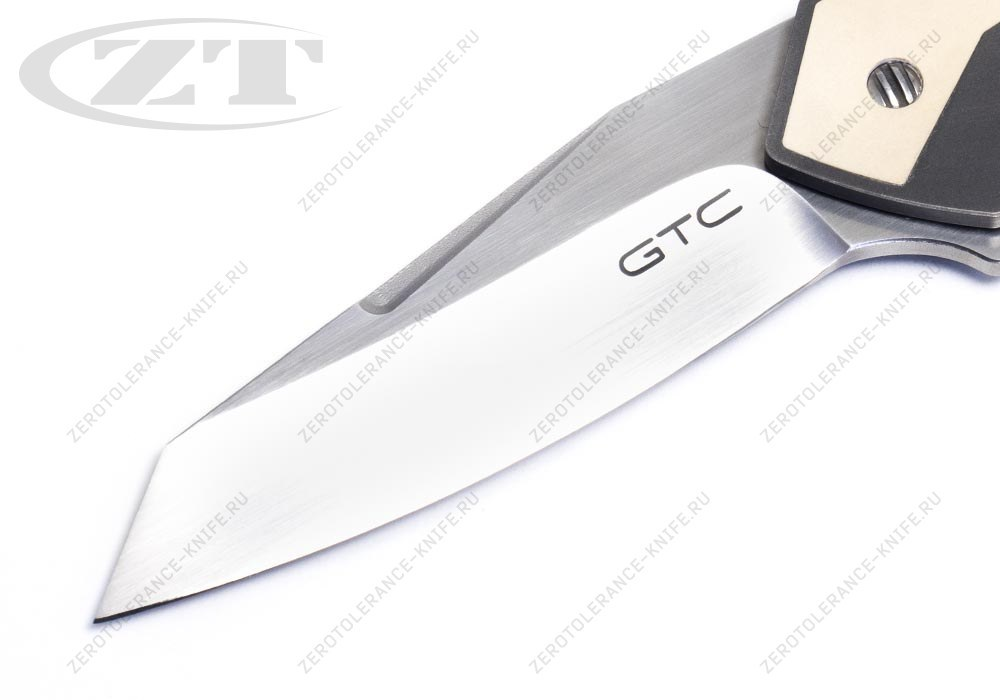 Нож G Force II GTC Gustavo Cecchini - фотография