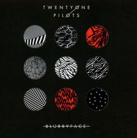 Виниловая пластинка. Twenty One Pilots - Blurryface