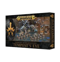 Warriors of the Great Cities: Tempest's Eye