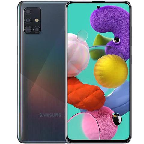 Смартфон Samsung Galaxy A51 64GB (Черный)