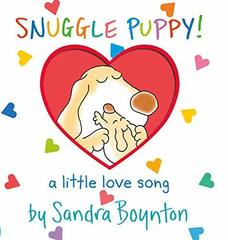Snuggle Puppy (board book)