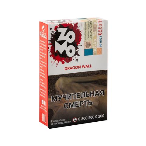 Табак ZOMO Dragon Wall (Персик Абрикос Слива) 50 г