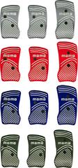 Накладки на педали MOMO Kit Pedali Match