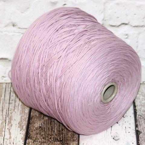 Хлопковый шнурок CASA DEL FILATO / VULCANO 200 розово-сиреневый