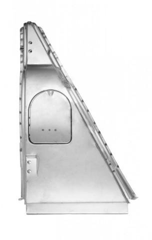 Стойка (боковина) центральная правая Уаз 469 (ОАО Уаз)