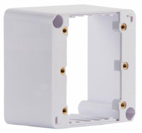 Коробка монтажная для регулятора громкости накладная AT-ONBOX