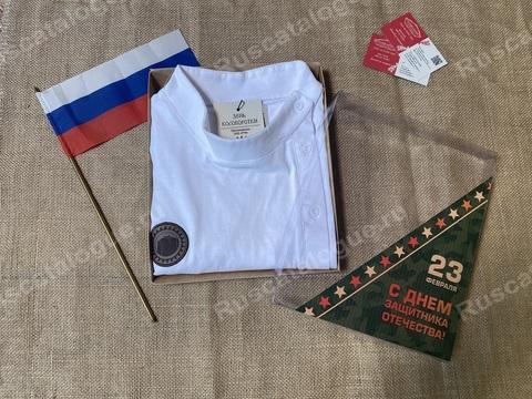 Подарочная Косоворотка «АНТИСЕПТИК»