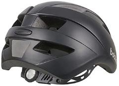 Велошлем детский (52-56см) Bobike Helmet Exclusive Plus S Urban Grey - 2