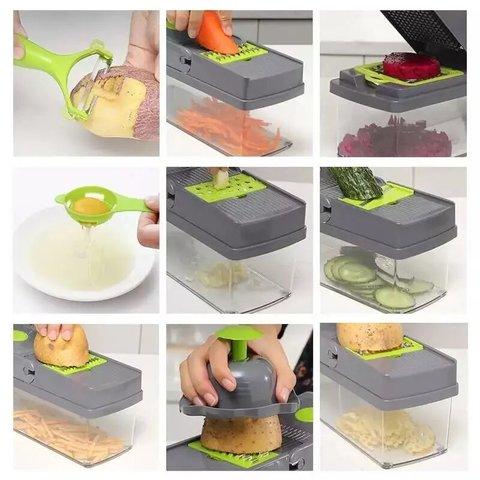 Многофункциональная овощерезка Veggie Slicer