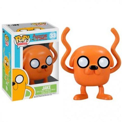 Фигурка Funko Pop Время Приключений-Джейк (Adventure Time - Jake)