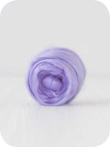 Волокна вискозы лаванда