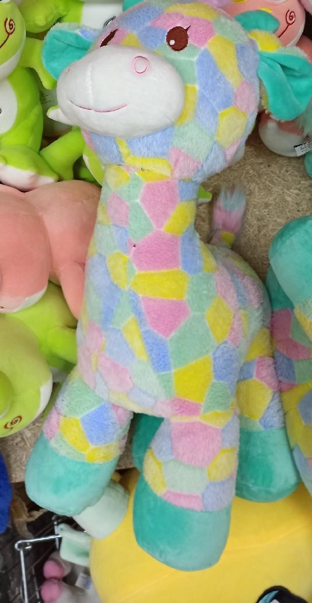 Мягкая игрушка жираф