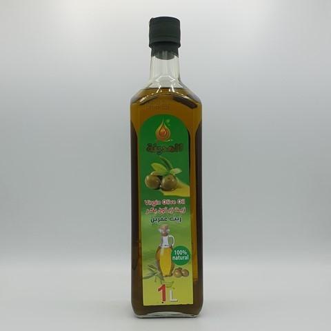 Масло оливковое нерафинированное Virgin Olive Oil EL MADINA