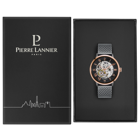 Мужские часы Pierre Lannier Automatique Skeleton 326B488