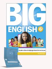 Big English 6  Student eText & MyEnglishLab Online Access :(720)