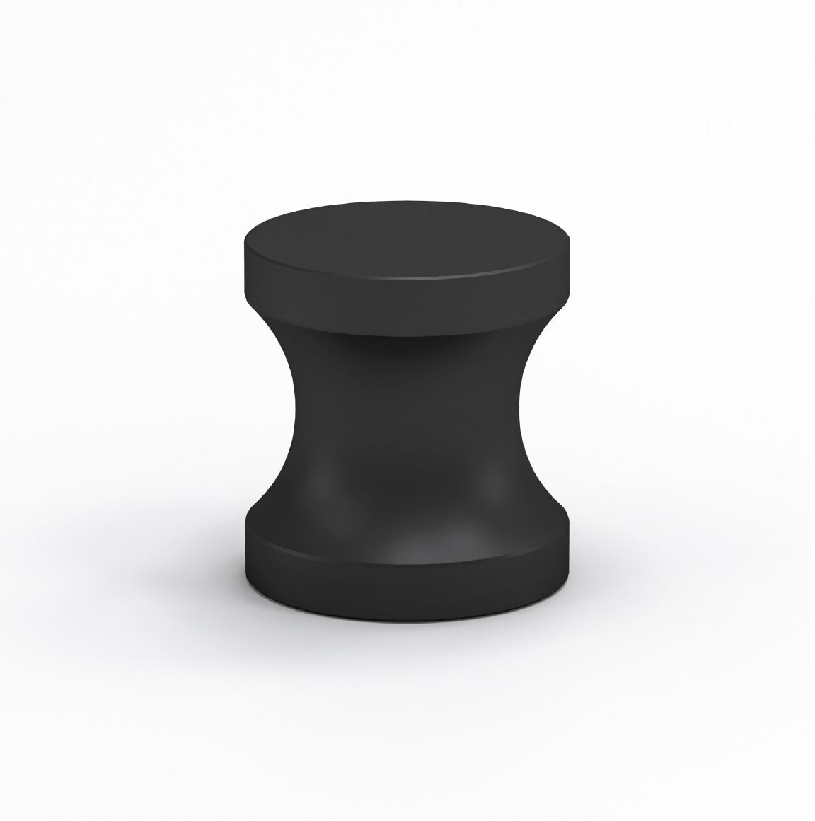 Кнопка Poplar/Black