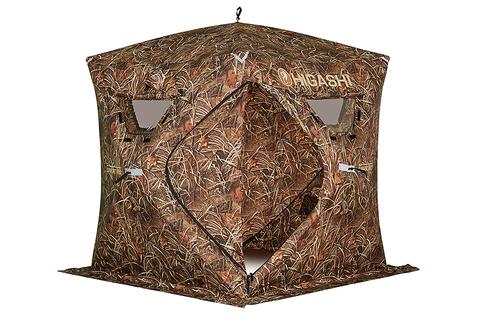 Палатка HIGASHI Camo Comfort Pro