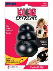 Игрушка для собак KONG Extreme L очень прочная большая 10х6 см