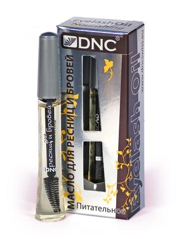 DNC Масло для ресниц и бровей  питательное 12мл