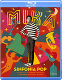 Mika / Sinfonia Pop (Blu-ray)