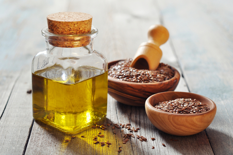 Фреш - масло из семени коричневого льна