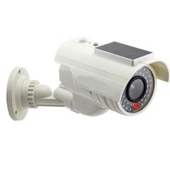 Муляж уличной видеокамеры с солнечной батареей Solar Imitator Camera
