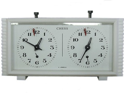 Часы шахматные механические: 9007