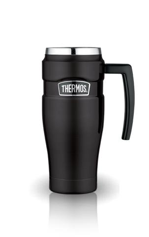 Термокружка Thermos King SK1000 (0,47 литра), черная