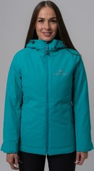 Премиальная теплая зимняя куртка Nordski Pulse Malachite женская