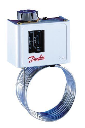 Danfoss Термостат капиллярный KP61-2 (060L126266)