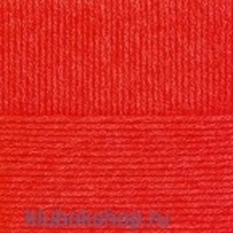 Пряжа Молодежная Пехорка Кармин 91 - купить в интернет-магазине недорого klubokshop.ru