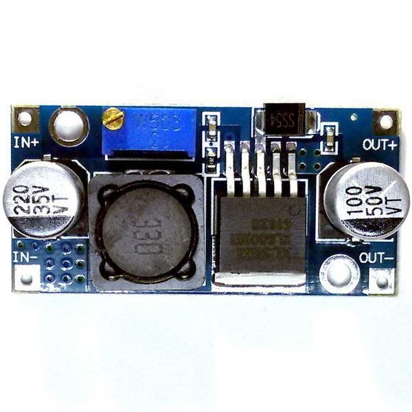 Повышающий DC-DС преобразователь XL6009