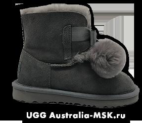 UGG Kids Gita Grey