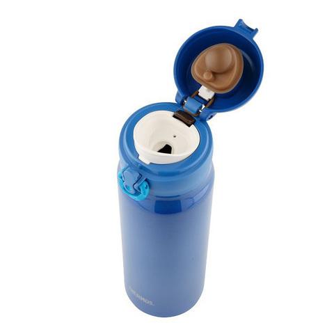 Термокружка Thermos JNL-602-MTB суперлегкая (0,6 литра), синяя