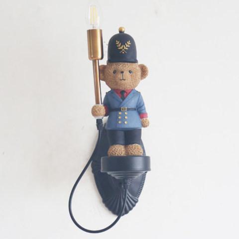 Настенный светильник Teddy by Bamboo (D)