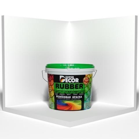Резиновые краски для наружных и внутренних работ