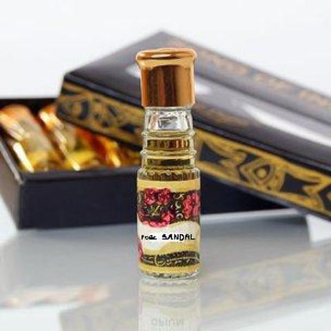 Масло парфюмерное Precious Sandal 2,5 мл