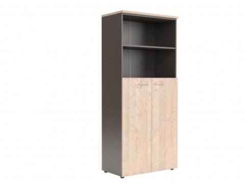 XHC 85.6 Шкаф с глухими средними дверьми (850х410х1930)