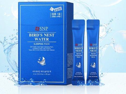 SNP BIRD'S NEST WATER Sleeping Pack