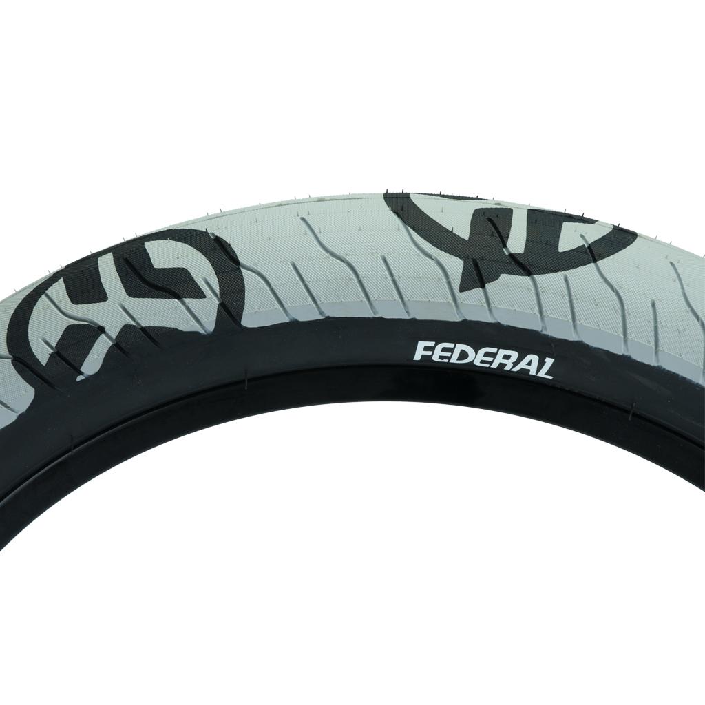 BMX Покрышка Federal Command LP Серый/Черный 2.4