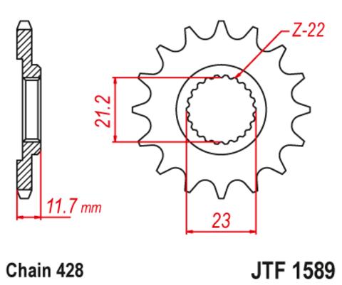 JTF1589