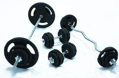 Набор бодибилдера «РЕКОРD» 87 кг