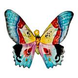 Панно настенное Бабочка 22х20 см, артикул 628-094, производитель - Annaluma