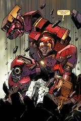 Невероятные Мстители. Гражданская война II (Альтернативная обложка)