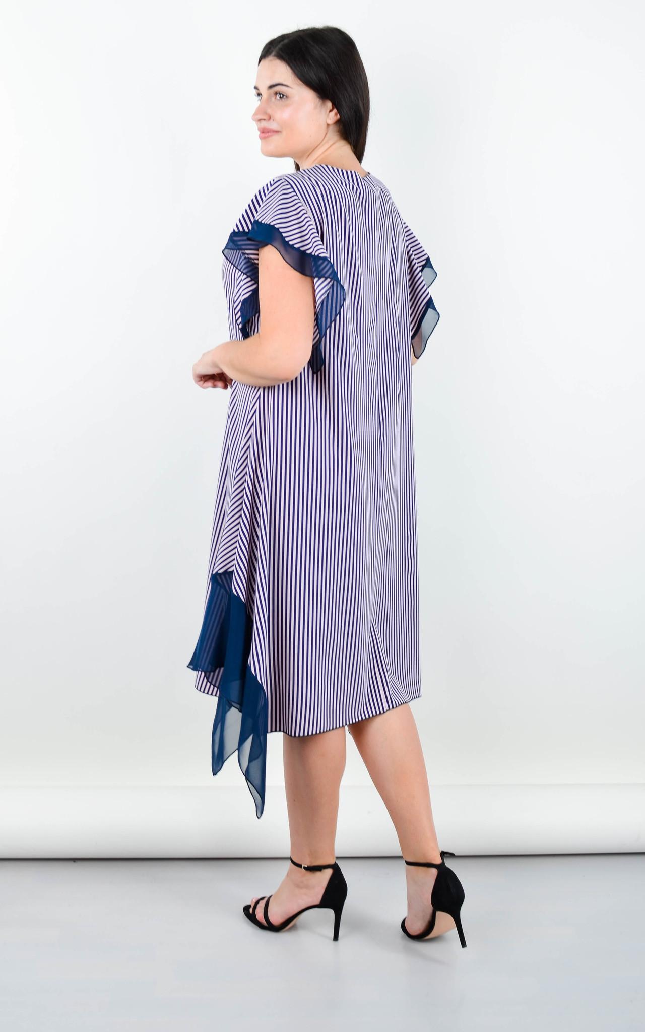 Летнее платье Нивея (Пудра)